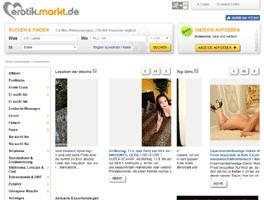 Erotische Bekanntschaften auf markt.de finden