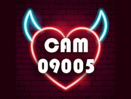 CAM 09005 - Telesex Livecam, echter Telefonsex mit Cam