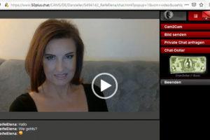 Erfahrung beim MILF Webcamchat
